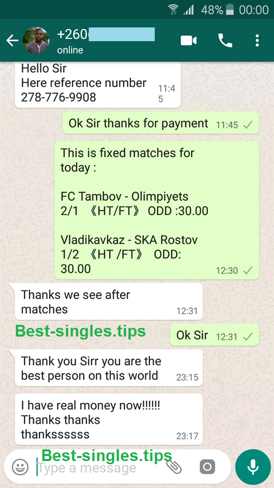 Sportstake Soccer Prediction