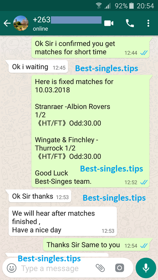 1x2 fixed matches with big odds with 2